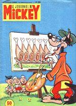 Le journal de Mickey 358 Magazine
