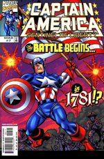 Captain America - La Sentinelle de la Liberté # 7