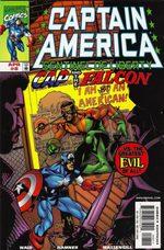 Captain America - La Sentinelle de la Liberté # 8