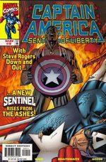 Captain America - La Sentinelle de la Liberté # 9