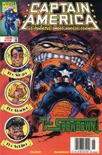 Captain America - La Sentinelle de la Liberté # 10