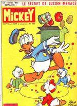 Le journal de Mickey 566 Magazine