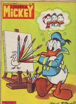 Le journal de Mickey 499 Magazine