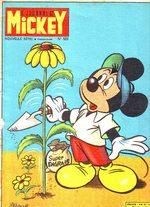 Le journal de Mickey 526 Magazine