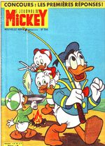Le journal de Mickey 514 Magazine