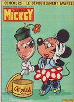 Le journal de Mickey 513 Magazine