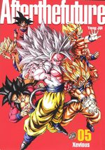 Dragon Ball Afterthefuture 5 Dôjinshi