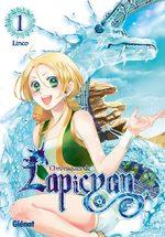 Chroniques de Lapicyan 1 Manga
