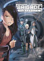 Le Visiteur du futur : La Brigade temporelle 1 Global manga