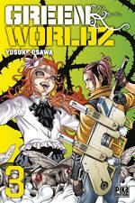Green Worldz T.3 Manga