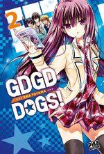 GDGD - DOGS 2 Manga