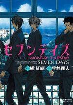 Seven Days 1 Manga