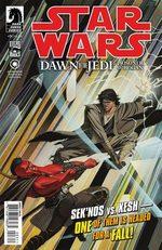 Star Wars - Dawn of the Jedi : Prisoner of Bogan 3