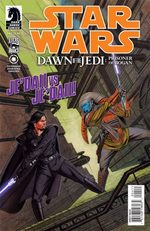 Star Wars - Dawn of the Jedi : Prisoner of Bogan 4
