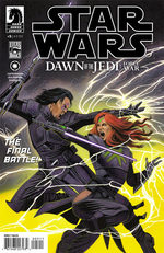 Star Wars - Dawn of the Jedi : Force War 5