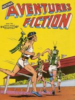Aventures Fiction # 4