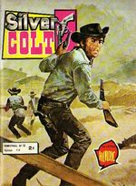 Silver Colt 35