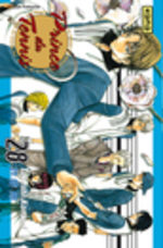 Prince du Tennis 28 Manga