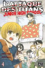 L'attaque des titans - Junior high school # 4