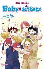 Baby-Sitters 12 Manga