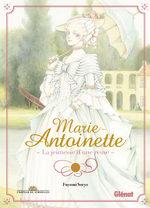Marie-Antoinette, la jeunesse d'une reine Manga