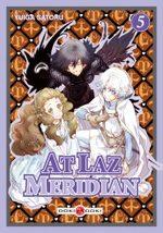 couverture, jaquette At Laz Meridian 5