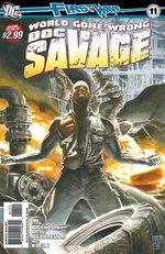 Firstwave - Doc Savage 11