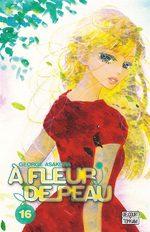 couverture, jaquette A Fleur de Peau 16
