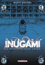 couverture, jaquette Inugami, Le Réveil du Dieu Chien 9