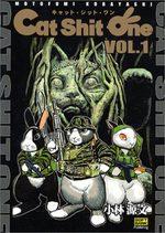 Cat Shit One 1 Manga