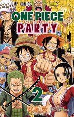 One Piece Party 2 Manga