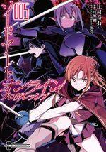 Sword Art Online - Progressive 5 Manga