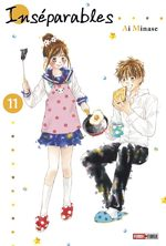 Inséparables 11 Manga