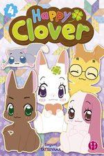 Happy Clover 4 Manga