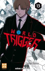 World Trigger # 13