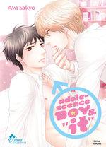 Adolescence Boy & IT 1 Manga