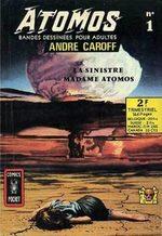 Atomos 1 Comics