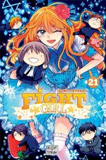 Fight Girl 21 Manga