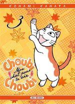 Choubi-choubi, mon chat pour la vie # 3