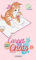 Carnet de chats 1 Manga