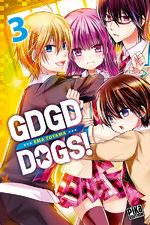 GDGD - DOGS 3 Manga