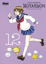Moyasimon 12 Manga