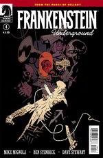 Frankenstein underground 4