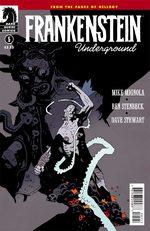 Frankenstein underground 5