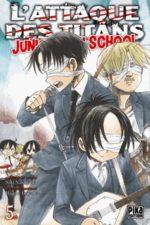 L'attaque des titans - Junior high school # 5