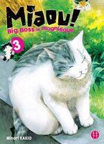 MIAOU ! Big-Boss le magnifique 3 Manga