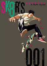 SK8R'S 1 Manga