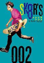 SK8R'S 2 Manga
