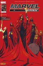 Marvel Universe 4 Comics