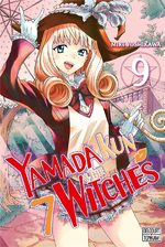 Yamada kun & The 7 Witches # 9